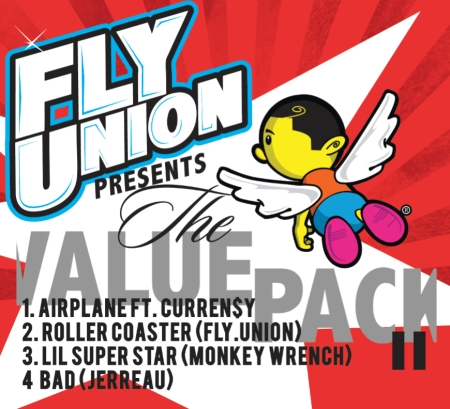 Fly Union Value Pack II art